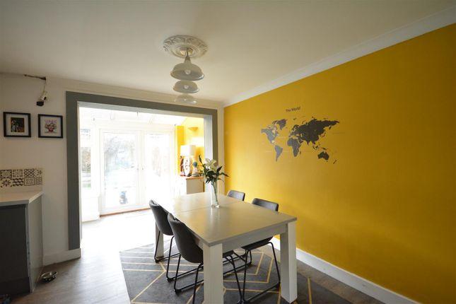 Dining Room of Bagnall Road, Basford, Nottingham NG6