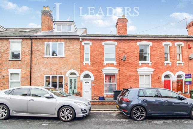 Thumbnail Terraced house to rent in Belmont Street, Worcester