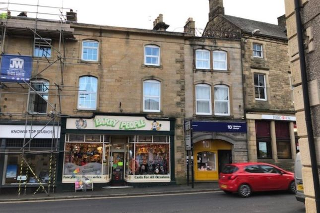 Thumbnail Commercial property for sale in 10 & 12 Castlegate, Clitheroe