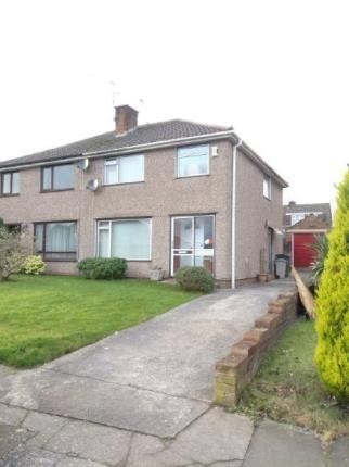 Semi-detached house for sale in Oakwood Avenue, Penylan, Cardiff, Caerdydd