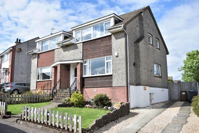 Thumbnail Semi-detached house for sale in Hillend Crescent, Clarkston, East Renfrewshire