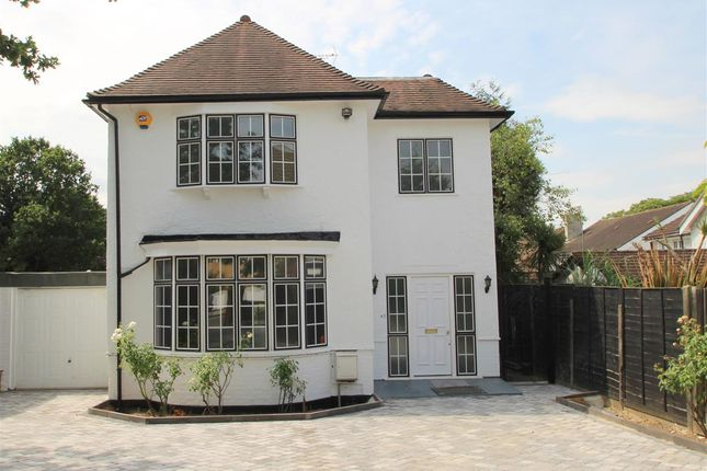 Thumbnail Detached house to rent in Uphill Road, London