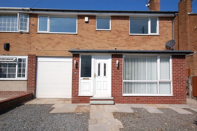 Thumbnail Semi-detached house to rent in Burnage Gardens, Blackpool