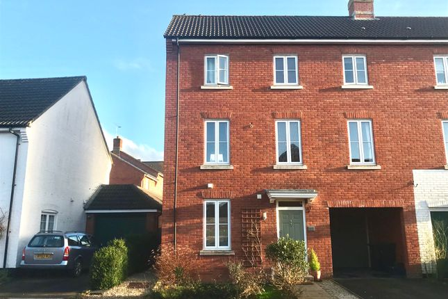 Thumbnail End terrace house for sale in Honeymead Lane, Sturminster Newton