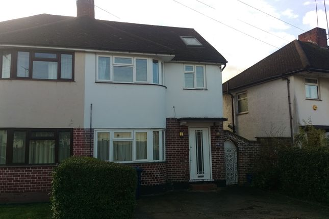 Thumbnail Semi-detached house for sale in Oakhampton Road, Mill Hill