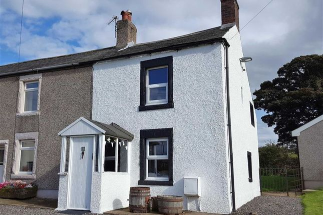 Perfect Cottage For Sale In Brookside Cottages, Westnewton, Wigton