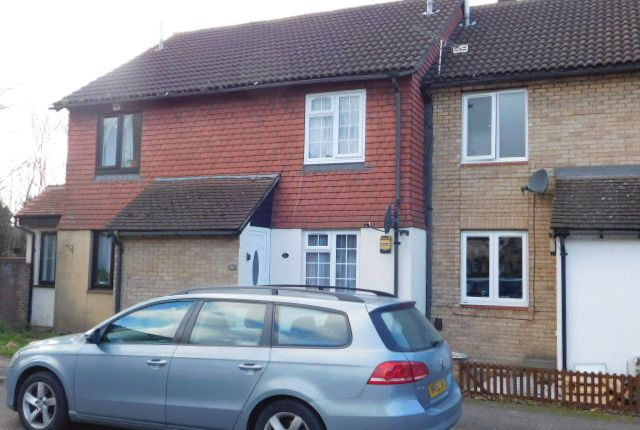 Thumbnail Terraced house to rent in New Garden Drive, West Drayton