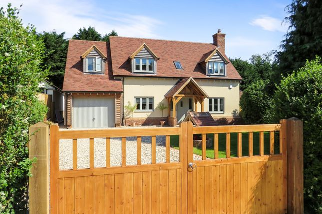 Thumbnail Detached house for sale in The Green, Horns Drove, Rownhams, Southampton