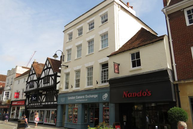 Thumbnail Penthouse for sale in Queen Street, Salisbury
