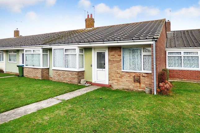 2 bed terraced bungalow for sale in The Causeway, Pagham, Bognor Regis