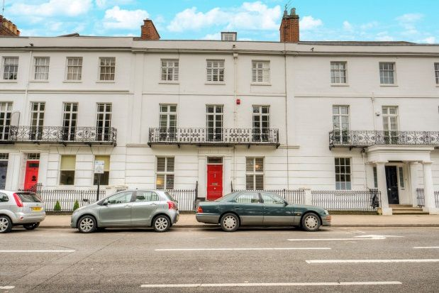 Thumbnail Terraced house to rent in Clarendon Square, Leamington Spa