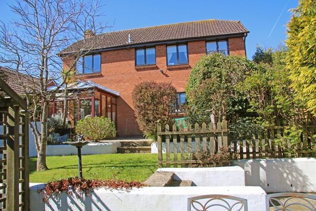 Thumbnail Detached house for sale in Blenheim Close, Torquay