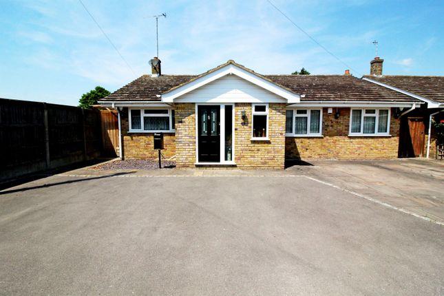 Thumbnail Bungalow for sale in Grange Road, Pitstone, Leighton Buzzard