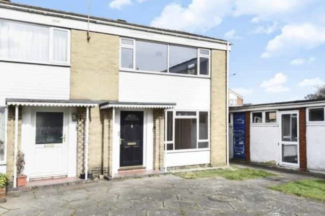 Thumbnail Terraced house to rent in Hastoe Park, Aylesbury