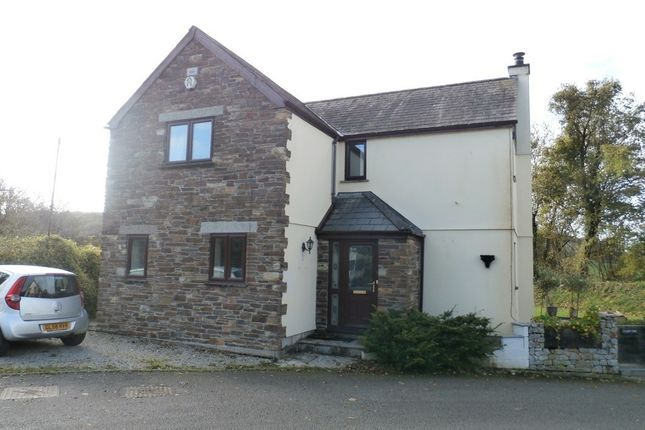 Thumbnail Detached house to rent in Lang Gardens, Calstock