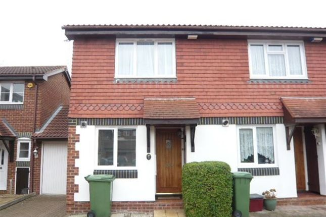 Thumbnail Property to rent in Timothy Close, Bexleyheath, Kent