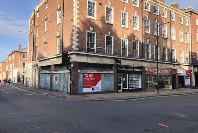 Thumbnail Retail premises to let in 66 Foregate Street, Worcester, Worcestershire