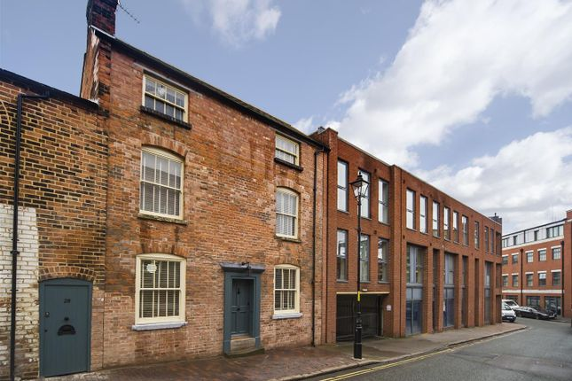 Thumbnail Town house for sale in Mary Street, Hockley, Birmingham