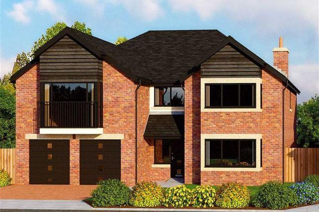 Thumbnail Detached house for sale in Bridge View Close, Longton, Preston