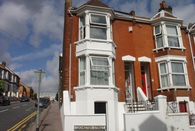 Thumbnail End terrace house to rent in Rochester Street, Chatham