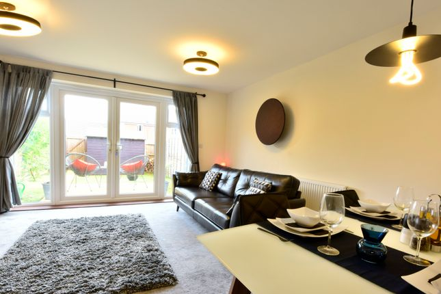 Thumbnail Town house to rent in Villiers Road, Canterbury