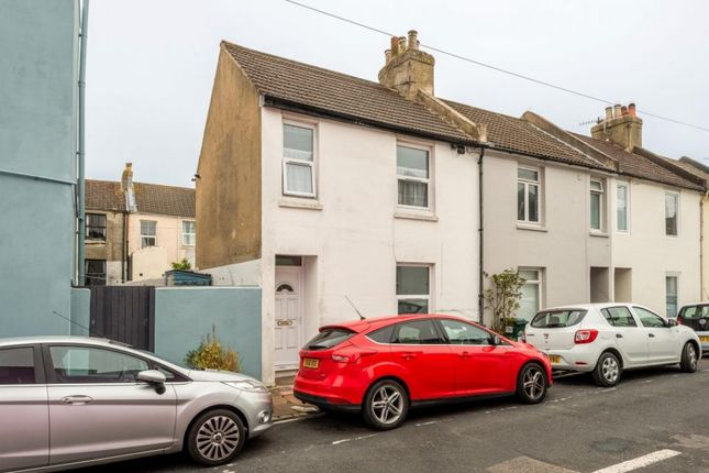 3 bed end terrace house for sale in Stanley Street, Brighton BN2