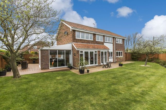 Thumbnail Detached house for sale in Rydal Way, Redmarshall, Stockton-On-Tees