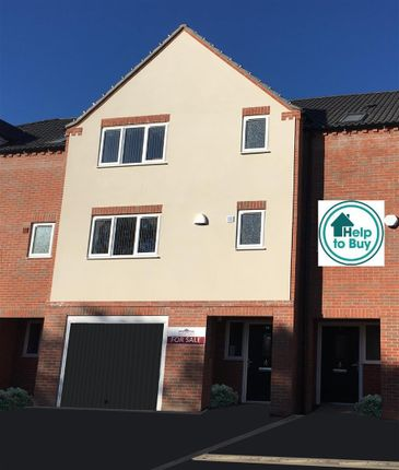 Thumbnail Town house for sale in Acorn Business Park, Commercial Gate, Mansfield