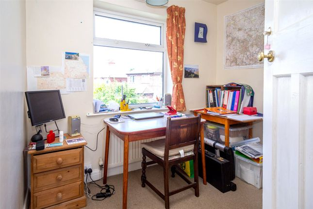 Bedroom of Bad Bargain Lane, York YO31