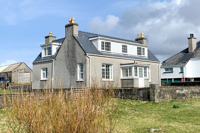 Thumbnail Detached house for sale in South Bragar, Isle Of Lewis