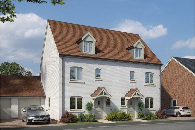 Thumbnail Semi-detached house for sale in Oaklands Holt, Gadbridge Road, Weobley, Herefordshire