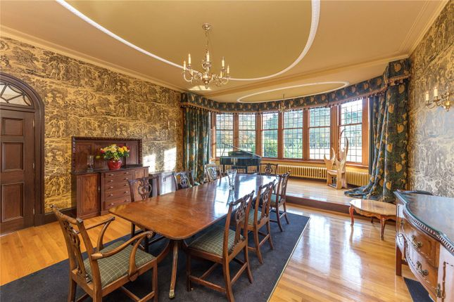 Dining Room of Boquhan House, Boquhan, Stirling FK8