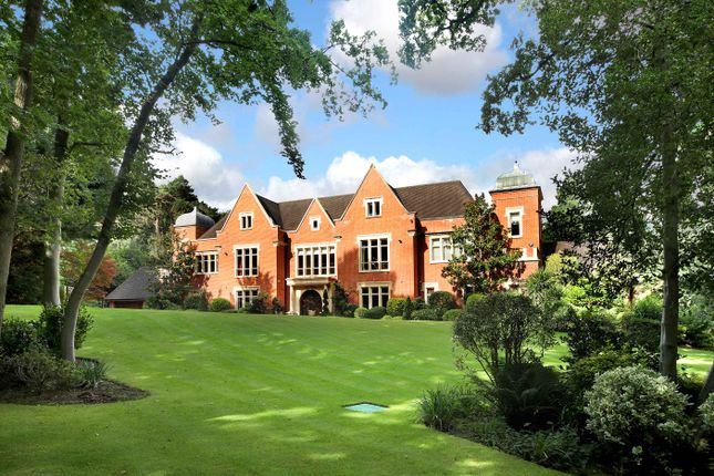 Thumbnail Property for sale in East Road, St. George's Hill, Weybridge.