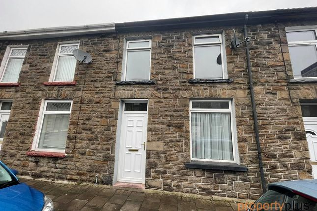 3 bed terraced house to rent in Alexandra Road, Gelli -, Pentre CF41