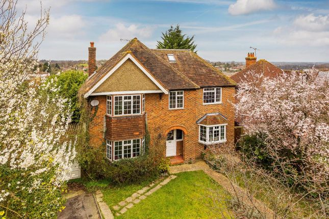 Thumbnail Detached house for sale in Poltimore Road, Guildford