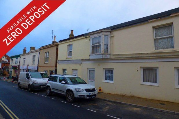 Thumbnail Flat to rent in High Street, Ryde