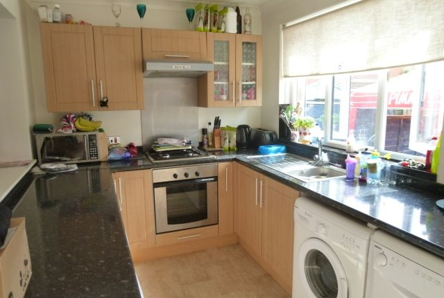 Thumbnail Terraced house to rent in Kempster Close, Abingdon