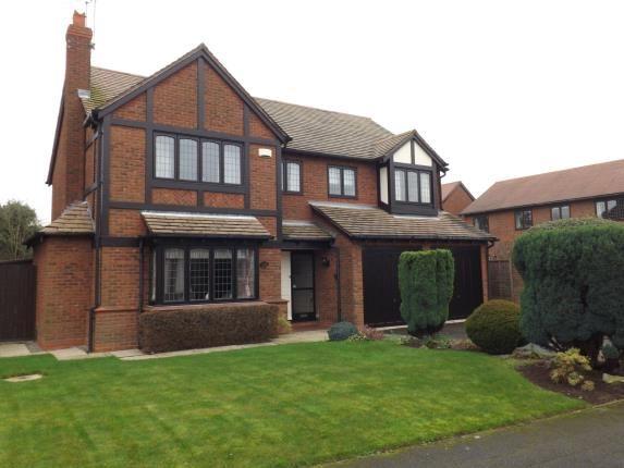 Thumbnail Detached house for sale in Kirkstone Drive, Gamston, Nottingham, Nottinghamshire