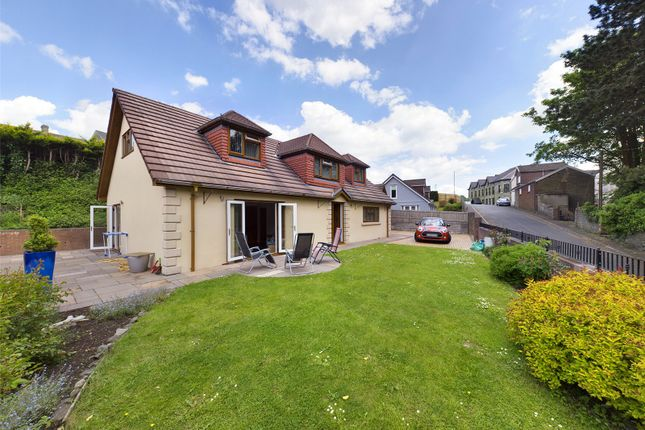4 bed detached house for sale in Griffin Rise, Treharris, Merthyr Tydfil CF46