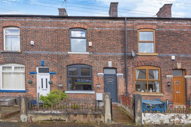 2 bed terraced house for sale in Mayfield Avenue, Worsley, Manchester M28