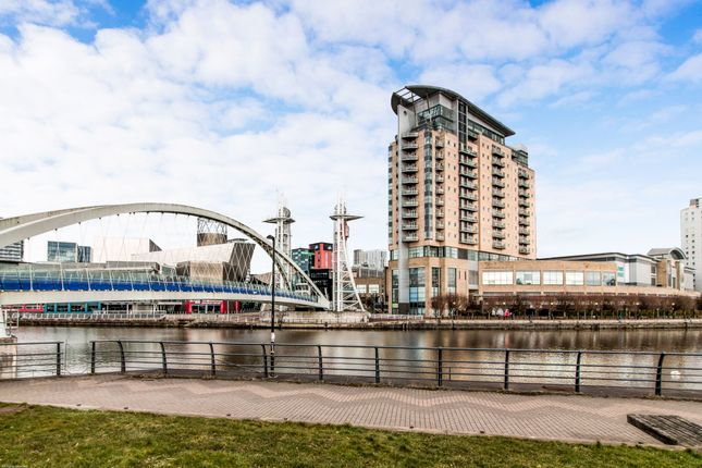 Thumbnail Flat to rent in Imperial Point, The Quays, Salford Quays