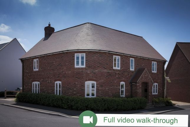 Thumbnail Detached house for sale in Brimsmore, Southfield Drive, Yeovil