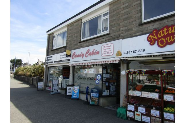 Thumbnail Retail premises to let in Highly Profitable Traditional Newsagents In Newquay TR7, Cornwall