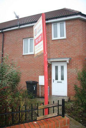 2 bed flat to rent in Redworth Mews, Ashington NE63