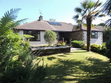 Thumbnail Detached house for sale in Cooks Level, Gorran Haven, St. Austell
