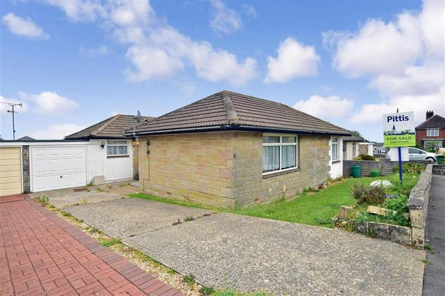 Thumbnail Detached bungalow for sale in Foxes Close, Sandown, Isle Of Wight