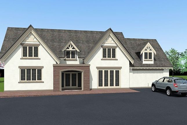 Thumbnail Detached house for sale in Plot 4, Shaw Park, Weston Lane, Oswestry, Shropshire