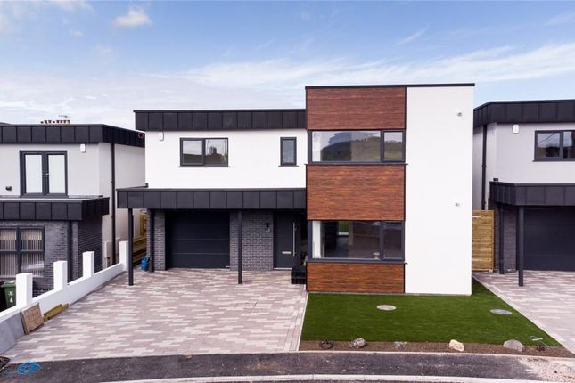 4 bed detached house for sale in Village Heights, Colebrook Road, Plymouth, Devon PL7