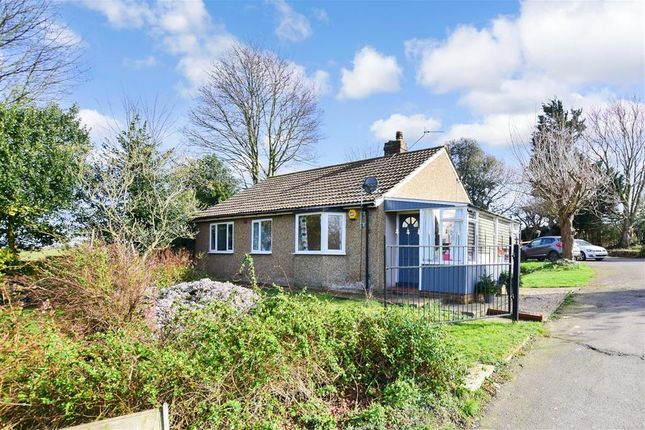 3 bed detached bungalow for sale in Stoneheap Road, East Studdal, Dover, Kent CT15