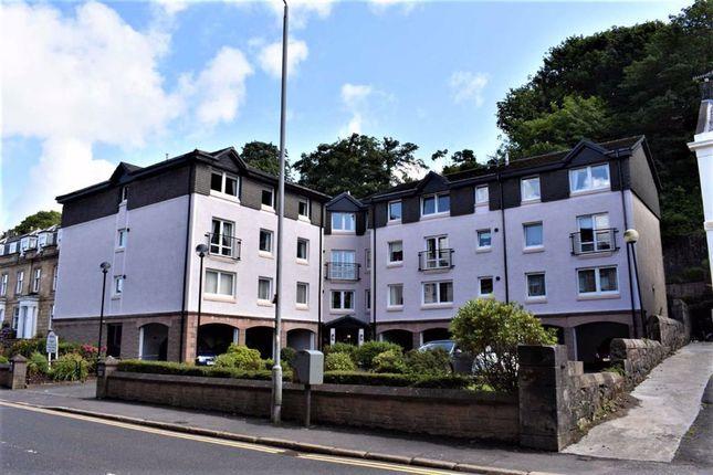 Thumbnail 2 bed flat for sale in 17 Ashton Court, 54, Albert Road, Gourock, Renfrewshire